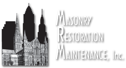 MRM Masonry Repair Maintenance Logo