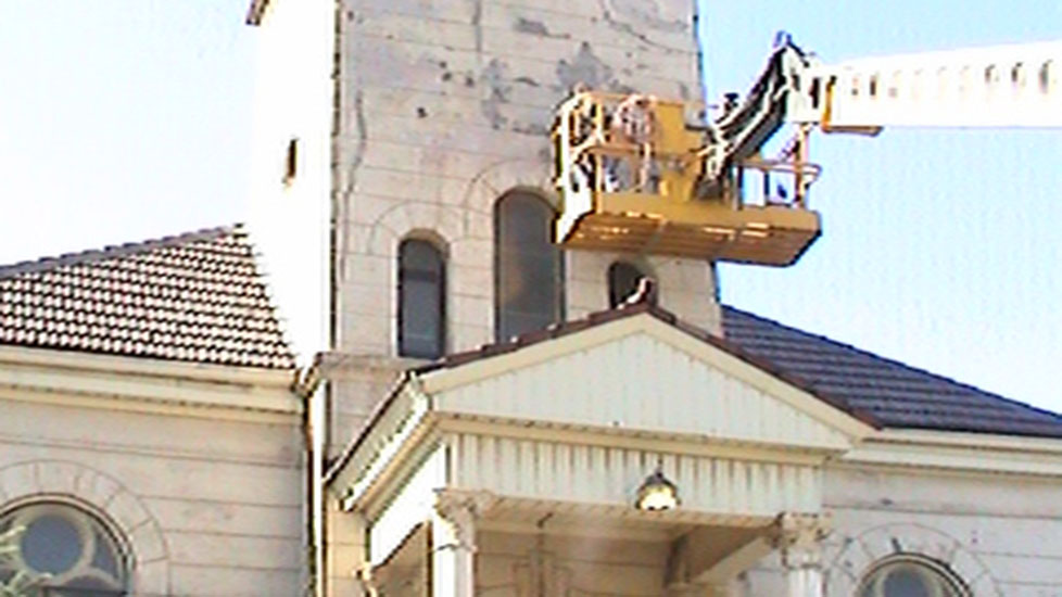 masonry maintenance synagogues