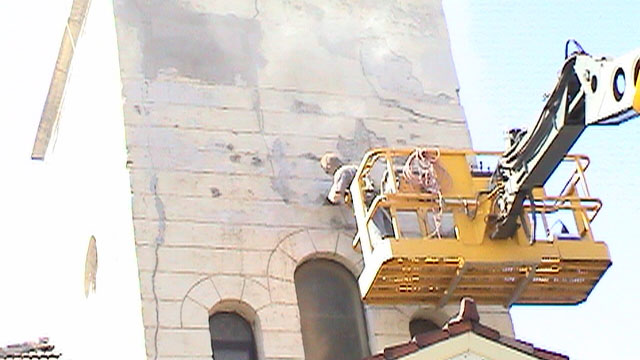 masonry restoration churches